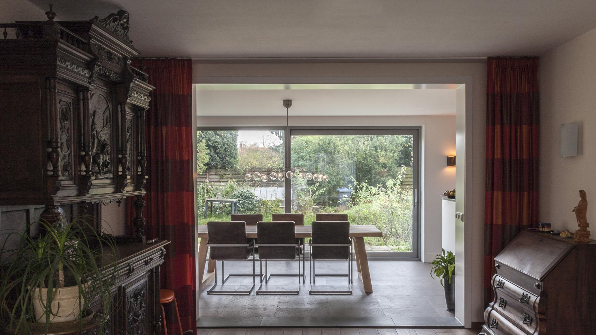 Aanbouw Open Keuken : Aanbouw woonhuis nijmegen studiomaek
